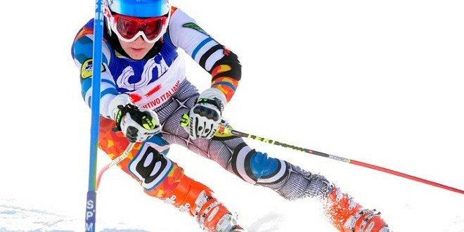 A Falcade il campionato nazionale di Sci