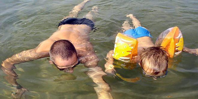 Camp Estivi di Nuoto con CSI Nuoto Ravenna